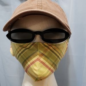 FACE MASKS: CUSTOM HANDCRAFTED S/M/L